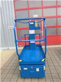 UpRight TM12, 2008, Telescopic nacele cu brat