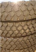 13R22.5_Michelin_XZL_154K_ Baustelle_Offroad Reifen_Top Zustand, Neumáticos, ruedas y llantas