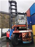 Kalmar DCE 90-45 E7, 2004, Reach stacker - konteyner forkliftleri