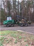 Logset 4F, 2004, Tomruk yükleyici traktörler