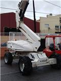 JLG M 600 JP, 2002, Articulated boom lifts