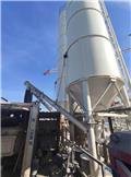 Cima Silo à pulvérulent verticale 54m3, Príslušenstvo betonárskych strojov a zariadení