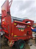 Jeantil PR 2000، 2007، آلات تمزيق الحزم وتقطيعها ونشرها