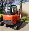 Hitachi ZX 27-3, 2010, Mini bagri <7t