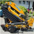 Effer 850-8S-6S, 2011, Loader cranes