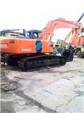 Hitachi EX 200-2, Excavadoras sobre orugas