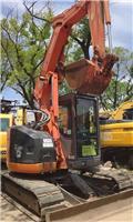 Hitachi ZX 75, 2015, Mini excavators  7t - 12t