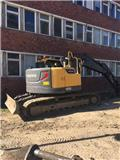 Volvo ECR 235 DL, 2013, Crawler Excavators