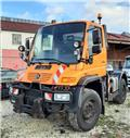Mercedes-Benz Unimog, 2013, Utility tool carriers