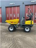 Wacker Neuson DW15e, 2020, Camiones articulados