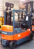Toyota 7 FB MF 30, 2003, Electric Forklifts