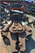 Krupp cc4000, 2001, Korpe drobilice