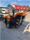 Forst ST 6, 2015, Wood Chippers
