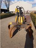 HGT sennebogen poliepgrijper 600 liter, Grabeži