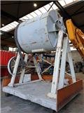 Other OFC Kogelmolen/ Ball Mill MU 1221, 1970, Vergruizers
