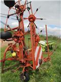 Kuhn GF 6301 M H, 1995, Rastrilladoras y rastrilladoras giratorias