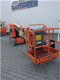 JLG E 300 AJP, 2007, Articulated boom lifts