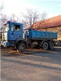 MAN FE 27.460 6x6, 2001, Kiperi kamioni