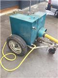 M&W Gear Company Dynamometer, Other agricultural machines
