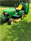 John Deere X 748, 2008, Tractores compactos