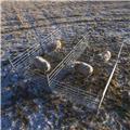 FÅRGRINDAR 1,5-2 M, 2017, Övriga lantbruksmaskiner