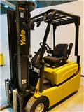 Yale ERP16VT, 2016, Electric Forklifts