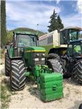 John Deere 7810, 2000, Tractores