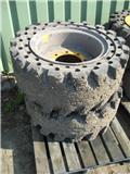 Tongyong CY Cushion, 2016, Tyres