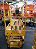 Haulotte Compact 8, 2013, Scissor lifts