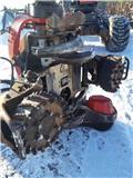 Komatsu 365.1, 2009, Cabezales cortadores