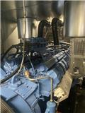 MTU 1000 KVA، 2009، مولدات ديزل