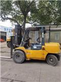 Toyota 4ton, 2014, Diesel Forklifts