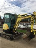 Yanmar Vio 25, 2009, Mini Excavators <7t (Mini Diggers)