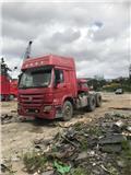Sinotruk HOWO tractor truck trailer, 2012, Xe moóc thành phố