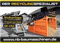 DB Engineering DB-40LC Siebanlage | Flachdecksieb | Siebbox, 2021, Pelindung