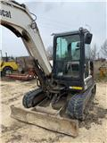 Bobcat E 60, 2011, Mini Excavators <7t (Mini Diggers)