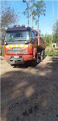 Sisu E480, 2005, Tipper trucks