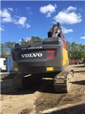 Volvo EC 380, 2017, Crawler excavators