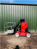Manitou 100 VJR, 2015, Used Personnel lifts and access elevators