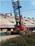Hitachi KH500 100ton crawler crane, 2005, Grue sur chenilles