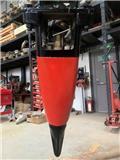 Rammer BR211, Hydrauliske hammere