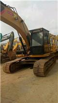 Caterpillar 323 D L, 2010, Crawler Excavators