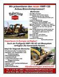 Halverson HWP-120, 2019, Holzspalter