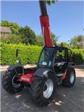 Manitou MLT 627 T, 2010, Telehandlers for Agriculture