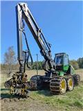 John Deere 1270 E, 2013, Harvester