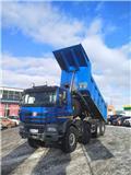 Tatra Т158-8P5R46, 2016, Damperli kamyonlar