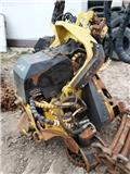 John Deere H 754, 2010, Cabezales cortadores