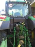 John Deere 6115 M, 2013, Traktorok