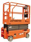 Dingli JCPT 0807 DC, 2015, Scissor Lifts