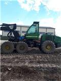 John Deere 1270 D Eco III, 2006, Harvesters